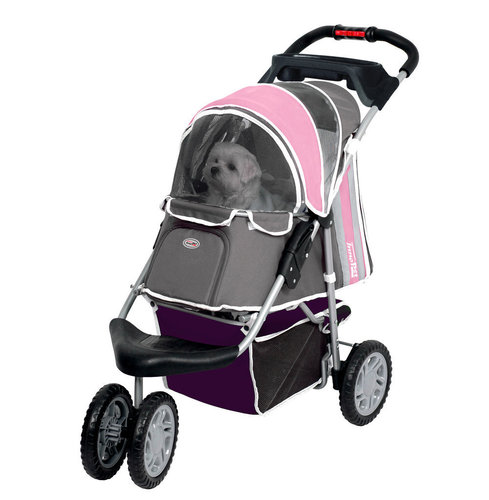 Cochecito Buggy Innopet First Class Rosa