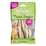 Twist Bones Pato Planet Pet
