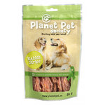 Snack Tiras Conejo Planet Pet 80gr