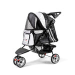Cochecito Buggy All Terrain Black/Silver
