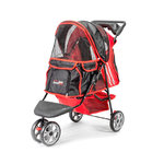 Cochecito Buggy All Terrain Red/Black